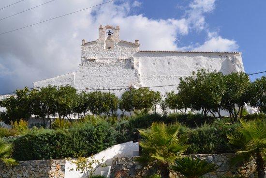 Hermita de Santa Ana en Canillas de Albaida