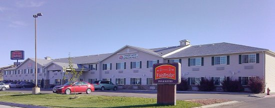 Miles City, MT: FairBridge Inn & Suites