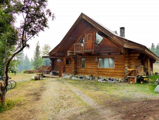 Terra Nostra Guest Ranch: Haupthaus
