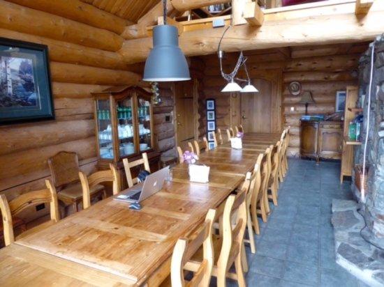 Terra Nostra Guest Ranch: Frühstück