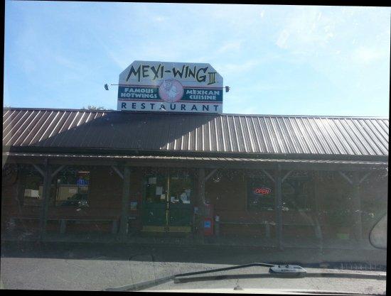 Madisonville, TN: Mexi Wing III