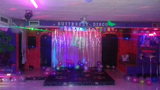 Butterfly Disco Gay Club Tenerife