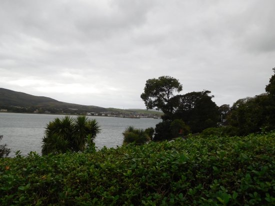Campbeltown, UK: Wonderful views even on a dull day