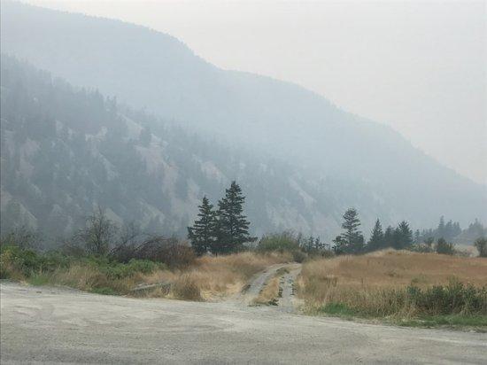 Prince George, Kanada: Smok