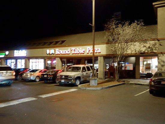 Round Table Pizza, Galt - Restaurant Reviews, Photos & Phone
