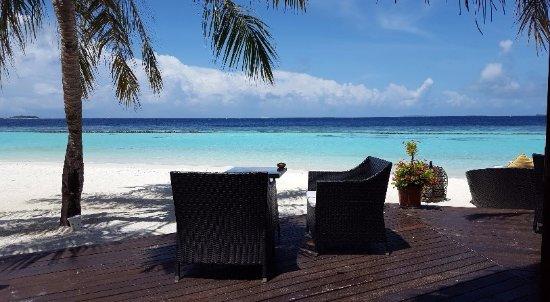 Vakarufalhi Island: Lounge / Bar