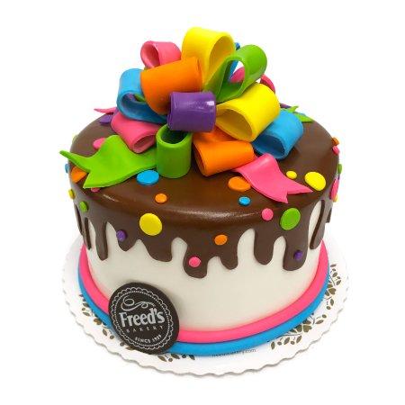 Freeds Bakery Birthday Cake