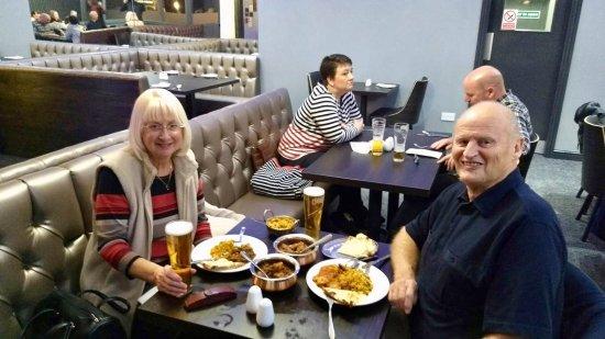 Scunthorpe, UK: Delicious food!