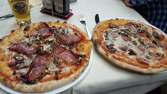 Pizzeria & Restaurant Valentina: Pizzen