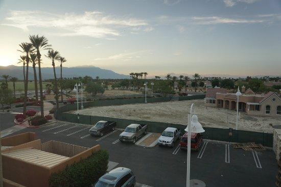 La Quinta, CA: Zimmeraussicht