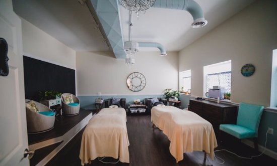 Horseheads, NY: Beautiful Couples Massage Room