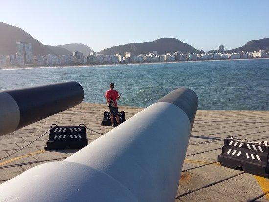 Vista de Copacabana - リオデジ...