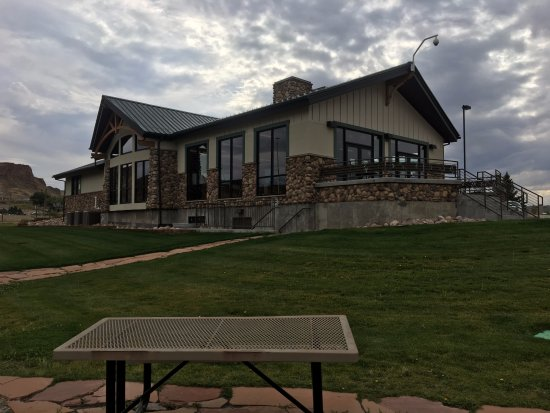 Green River visitor Center