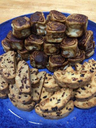 Deep Cove, Kanada: Catering Biscotti