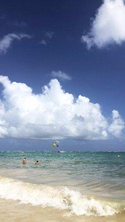 Grand Palladium Punta Cana Resort & Spa: Praia do Bavaro