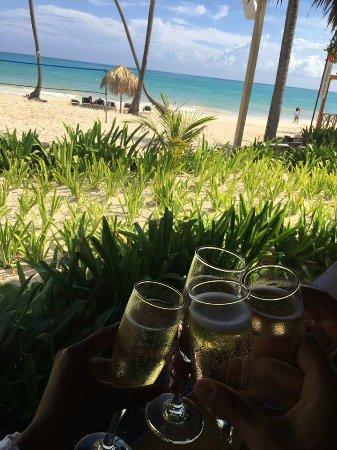 Grand Palladium Punta Cana Resort & Spa: Vista do restaurante Arrecife