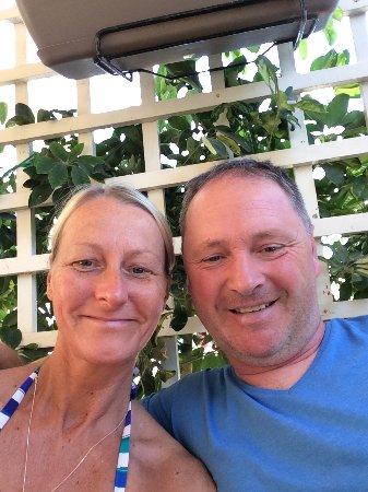 Mamfredas Resort: Second time in a month