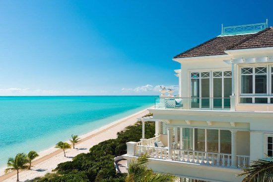 Long Bay Beach, Providenciales: Balcony Views
