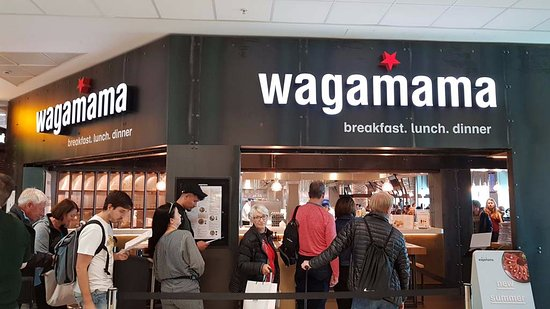Wagamama - Gatwick North