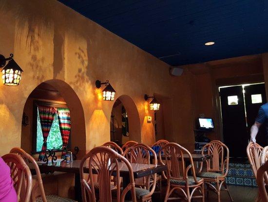 Mount Kisco, Nova York: Inside main dining area