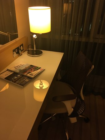 Hilton Garden Inn Glasgow City Centre: Tidy hotel for a business stay in Glasgow for an event in paisley
