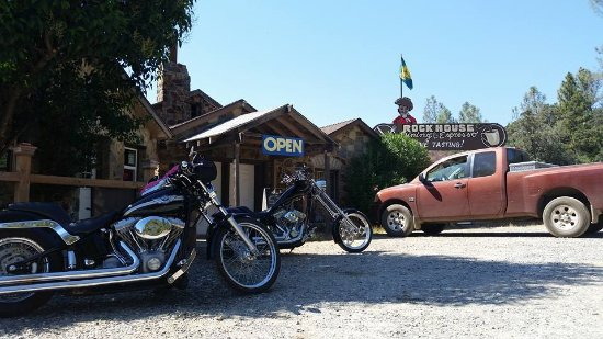Oroville, CA: Bikers Welcome