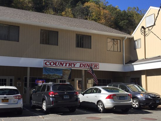 Country Diner, Ridgefield CT