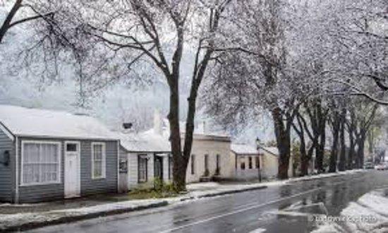 Arrowtown, Nueva Zelanda: Winter at the Lodge