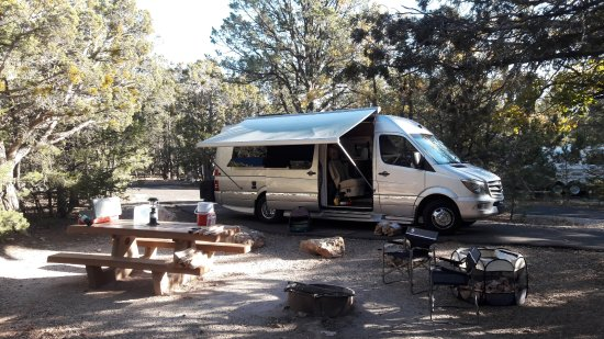 Mather Campground Photo
