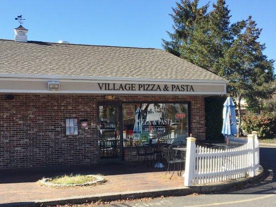 Village Pizza & Pasta, Ridgefield CT
