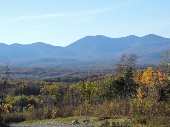 Gorham, NH: The breathtaking views seen from the trail