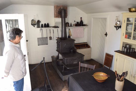 Edison's chemical laboratory - Picture of Greenfield Village