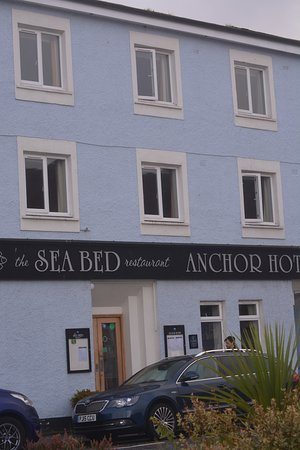Tarbert, UK: Sea Bed for excellent food