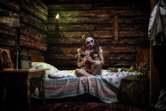 Samara Horror Story