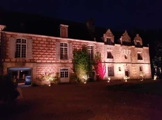 Calvados, Fransa: A beautiful Chateau with an important French history.