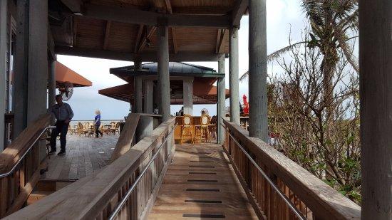 Jensen Beach, فلوريدا: Tiki Bar