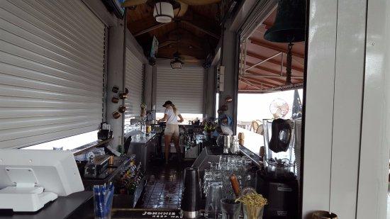Jensen Beach, فلوريدا: Tiki Bar Closing