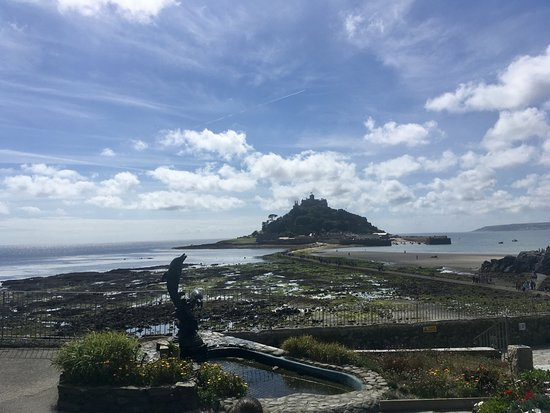 St. Michael's Mount: from marazion