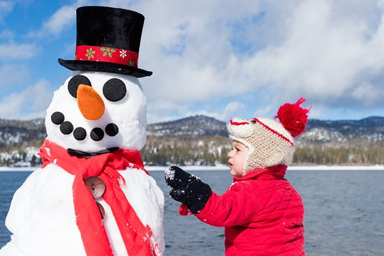 Big Bear Lake, CA: Bear Lake Snowplay