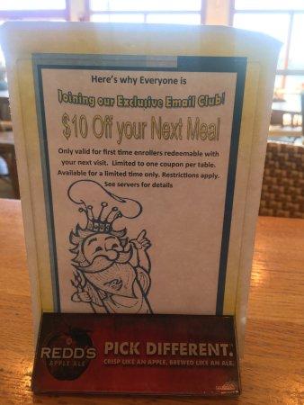 Jeffersonville, IN: KingFish Restaurants
