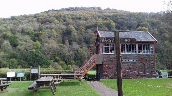Tintern, UK: The view