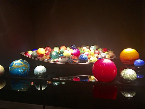 Chihuly Collection: Amazing museum!