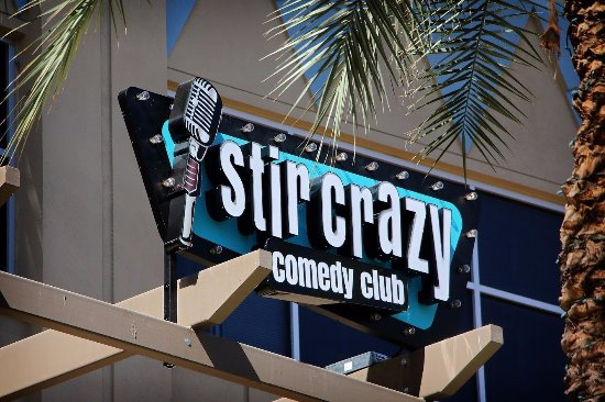 ‪Stir Crazy Comedy Club‬