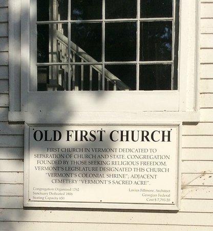 Old First Congregational Church: photo2.jpg