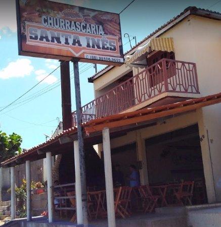 Jaguaretama, CE : Churrascaria Santa Inês
