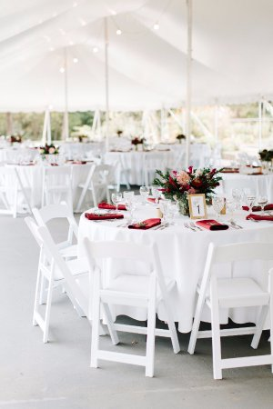 Garden Wedding Reception Picture Of Brown County Inn Nashville