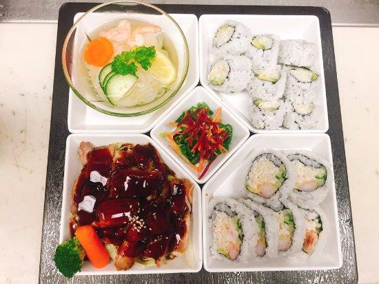 Abbotsford, Canada: good food