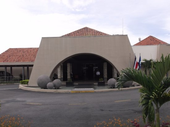 San Antonio De Belen, Costa Rica: Welcoming entrance