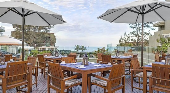 Del Mar, CA: LAuberge_Dining_Coastline