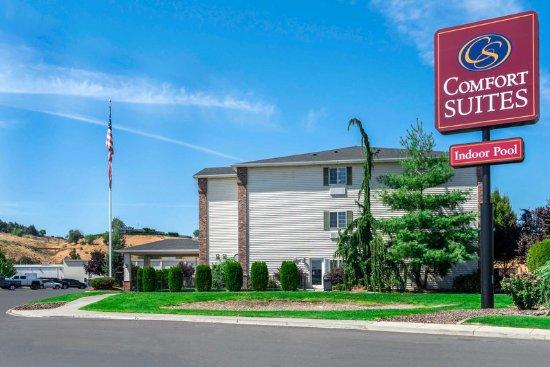 Yakima, WA: Hotel exterior